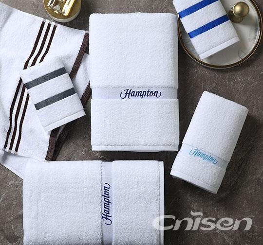 全棉酒店毛巾用品