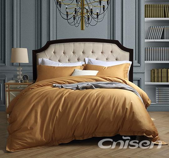 60S有色贡缎高档家用布草床上用品
