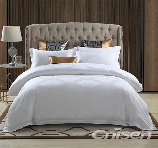 提花布草宾馆酒店床上用品被套