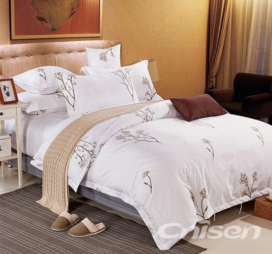 活性印花宾馆酒店床上用品被套