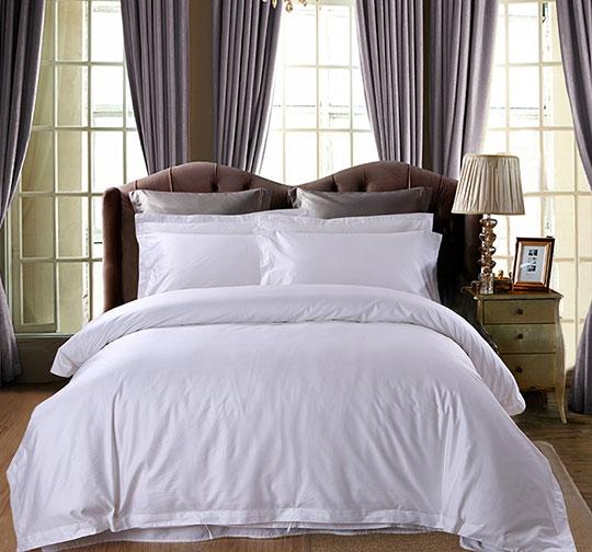 酒店平纹贡缎床上用品
